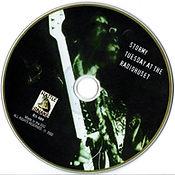 jimi hendrix collecor cd bootlegs/stormy tuesday at the radiohuset/rattle snake 2002