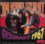 jimi hendrix collector vinyls bootlegs lp/germany 1967