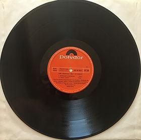 (freedom was censored) jimi hendrix vinyl album lps/isle of wight 1971 /side 1 spanish