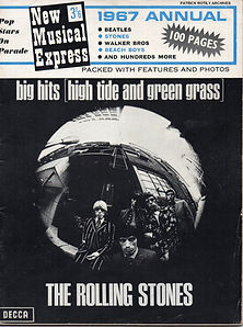 jimi hendrix magazine collector/new musical express 11/1966