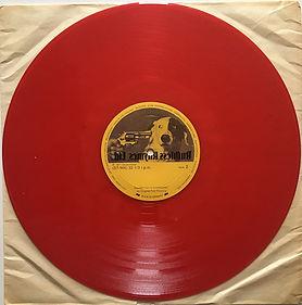 jimi hendrix vinyls bootlegs/good vibes color vinyl ruthless rnymes/side 2