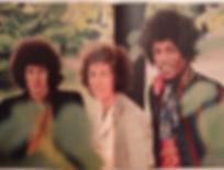 jimi hendix magazine /bravo poster 26/6/67