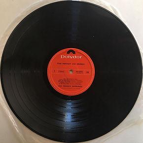 jimi hendrix collector vinyls/ starportrait side 1 /  1971 new zealand