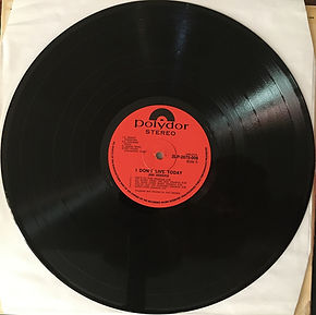 jimi hendrix collector  lp /  record 2 side 1 : i don't live today  2lp