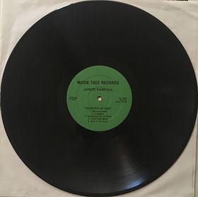 jimi hendrix bootlegs vinyls 1970 / randall's island 7-17-70 / side a / 1987