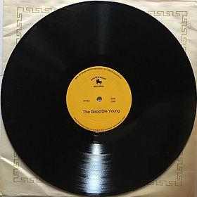 jimi hendrix boolegs vinyl / side 1: the good die young