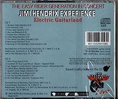 jimi hendrix rotily cd/guitarland