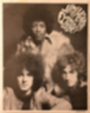 jimi hendrix rotily memorabilia collector/biography/fan club 1967