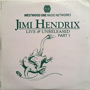 jimi hendrix bootlegs vinyls 1970 /  jimi hendrix live & unreleased part 1