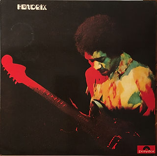 jimi hendrix collector vinyls / first edition polydor band of gypsys  june 1973