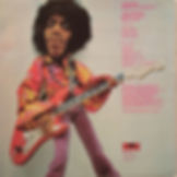 jimi hendrix collector vinyls LPs/albums/band of gypsys reissue new zealand 1981