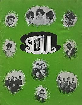 jimi hendrix magazines 1969/ soul  autumn 1969