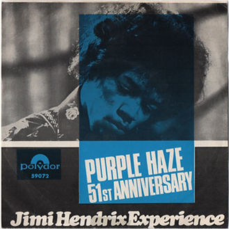 COLLECTOR/ 45T purple haze