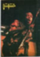 jimi hendrix unofficial cd/ jimi in denmark univibes