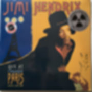 jimi hendrix bootlegs lp vinyls albums/live at l'olympia radioactive records 2007