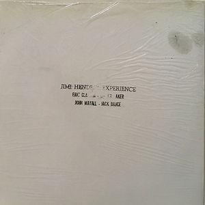 jimi hendrix bootlegs vinyls 1970 /  jimi hendrix/clapton/mayall/bruce/baker