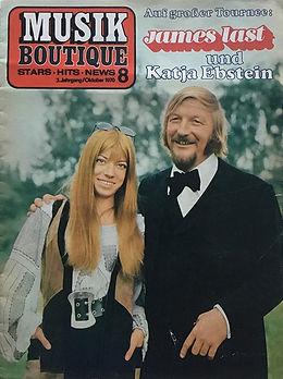 jimi hendrix magazines 1970 death/ musik boutique  october 1970