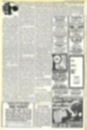 jimi hendrix newspaper 1968/the village voice december 5 1968