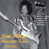 jimi hendrix cds bootlegs/jimi plays houston texas 2/18/1968 cdr