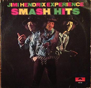 jimi hendrix rotily/ smash hits