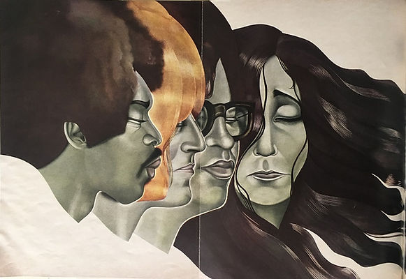 jimi hendrix magazines 1970 / twen december 1970 : poster