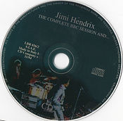 jimi hendrix collector bootlegs cd/the complete bbc session and.... cd2