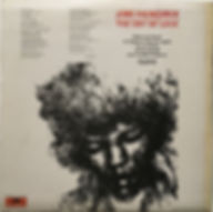 jimi hendrix vinyl album lp/cry of love 1971 greece