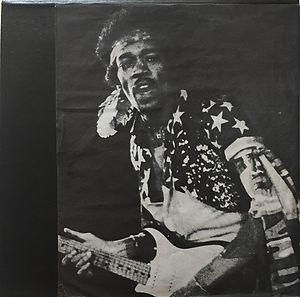 jimi hendrix bootlegs vinyls / foxy hendrix 2lp