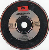 jimi hendrix cd/gloria/purple haze/hey joe/voodoo chile/polydor germany cd
