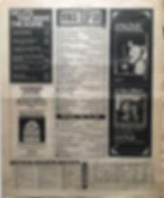 jimi hendrix newspaper 1968/ new musical express december 14 1968/ top 30