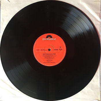 jimi hendrix collector vinyls / side 2 : Axis bold as love lp vinyls germany 239000 first edition