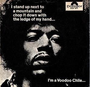 jimi hendrix collector EP/vinyls/voodoo chile/hey joe/all along the watchtower