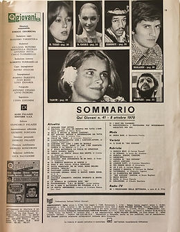 jimi hendrix magazines 1970 death/  giovani : october 8,1970