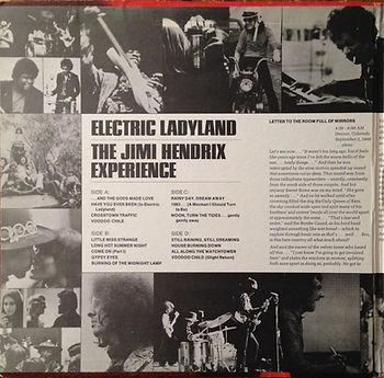 jimi hendrix rotily vinyl electric ladyland