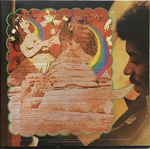 jimi hendrix vinyl album/rainbow bridge