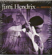 jimi hendrix family edition  /  live at woodstock sampler promo