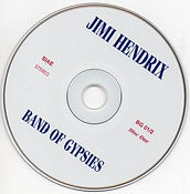 jimi hendrix bootlegs cds 1969/  the band of gypsies / disc 1