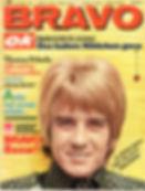 jimi hendrix magazine /bravo 10/7/67