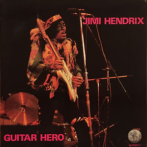 stoned 3/ jimi hendrix collector vinyls album lp/guitar hero 1977