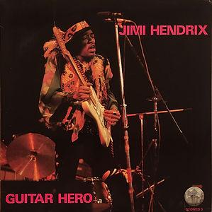 stoned 3/ jimi hendrix collector vinyls album lp/guitar hero 1977