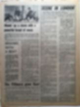 jimi hendrix newspaper/go march 8 1968