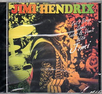 jimi hendrixbootleg cds 1969/let's drop some ludes & vomit with jimi