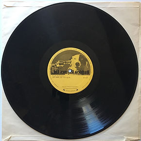 "jimi hendrix vinyls bootlegs 1969/side 2 jimi hendrix experience/ smashing amps ""fake""    """