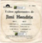jimi hendrix rotily vinyl/hey joe
