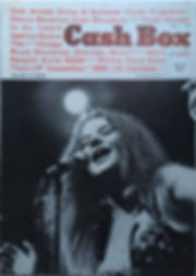 jimi hendrix magazine 1968 / cash box  september 7 1968