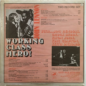 jimi hendrix bootlegs lp vinyls/working class hero!