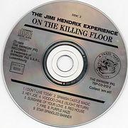 jimi hendrix bootleg cd 1969/on the killing  floor cd 1989 disc 1