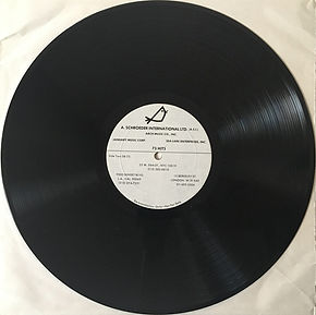 jimi hendrix vinyls radio / 75 hit  a. schroeder international ltd