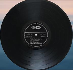 jimi hendrix album lps vinyl / side 1 : cry of love 1973 malaysia