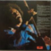 jimi hendrix vinyl album/in the west germany